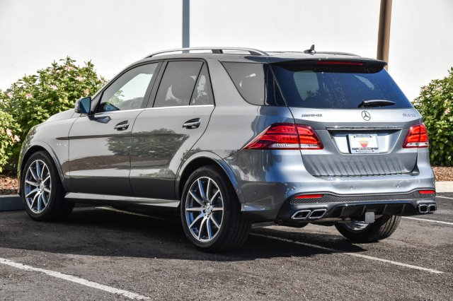 New 2019 Mercedes-Benz GLE AMG® GLE 63