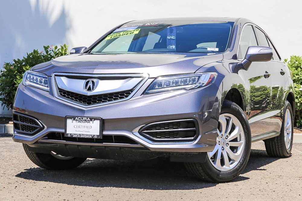 Certified Pre-Owned 2017 Acura RDX