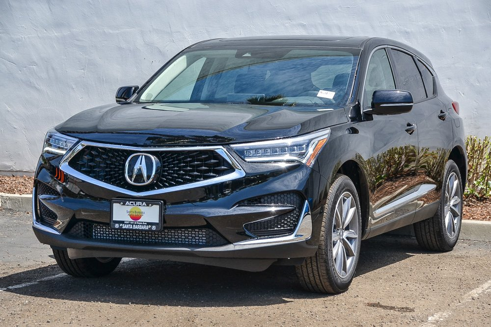 New 2019 Acura RDX w/Technology Pkg