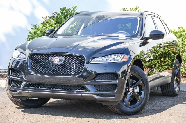 New 2019 Jaguar F-PACE PREST