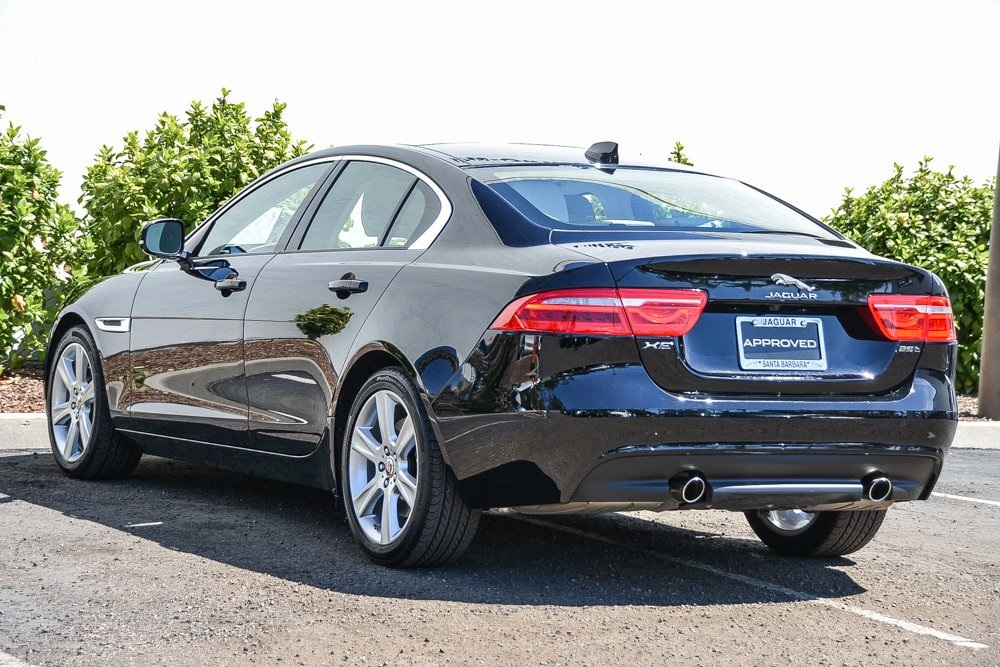 Certified Pre-Owned 2018 Jaguar XE 25t Premium