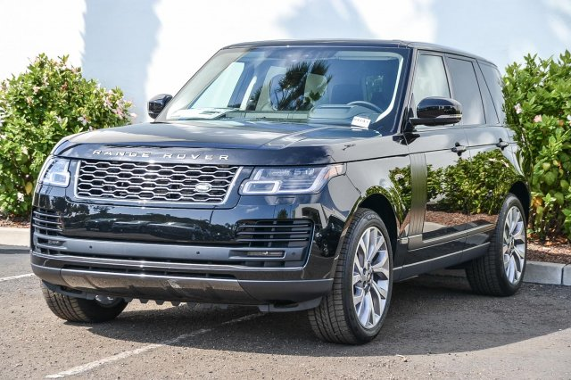 New 2019 Land Rover Range Rover