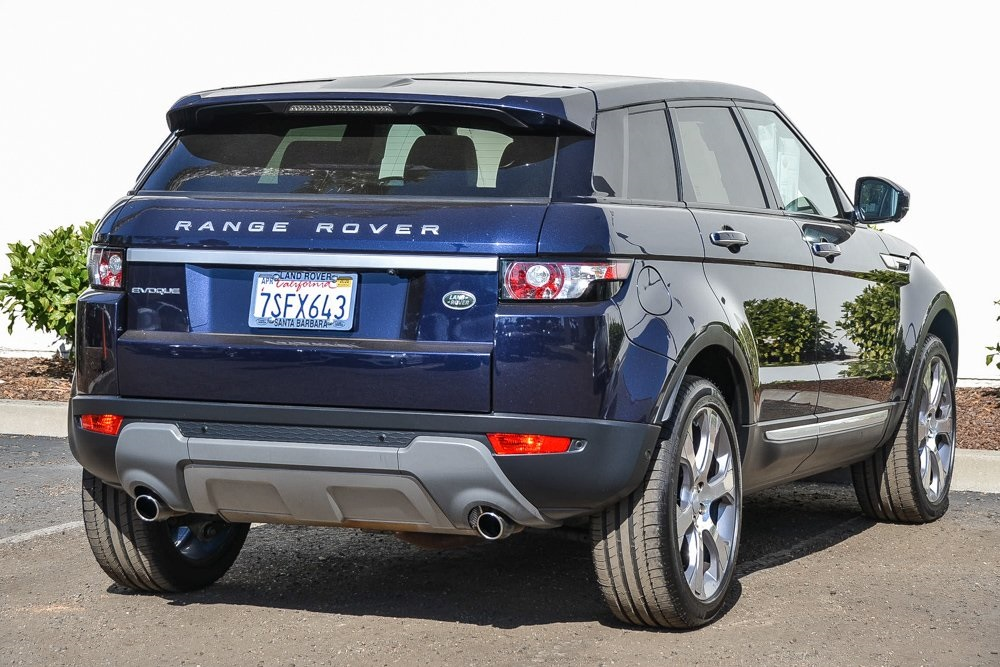 Pre-Owned 2015 Land Rover Range Rover Evoque Prestige