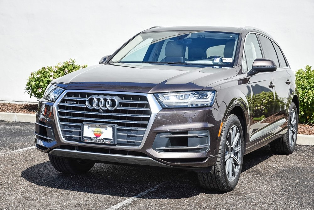 Certified Pre-Owned 2017 Audi Q7 3.0T Premium Plus