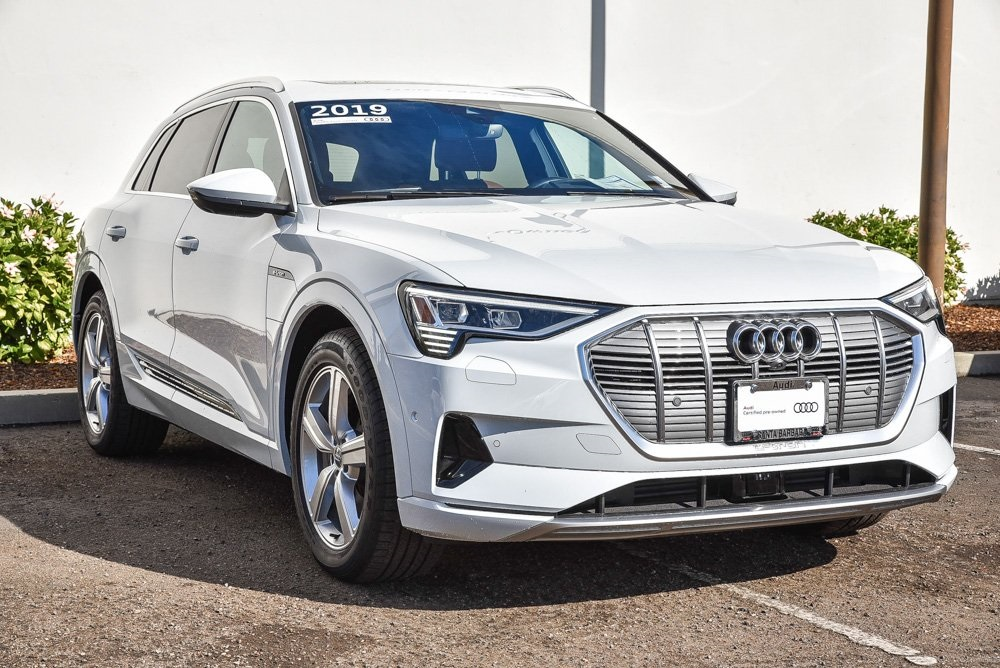Certified Pre-Owned 2019 Audi e-tron Premium Plus