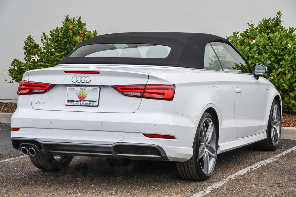 New 2019 Audi A3 Cabriolet Premium Plus