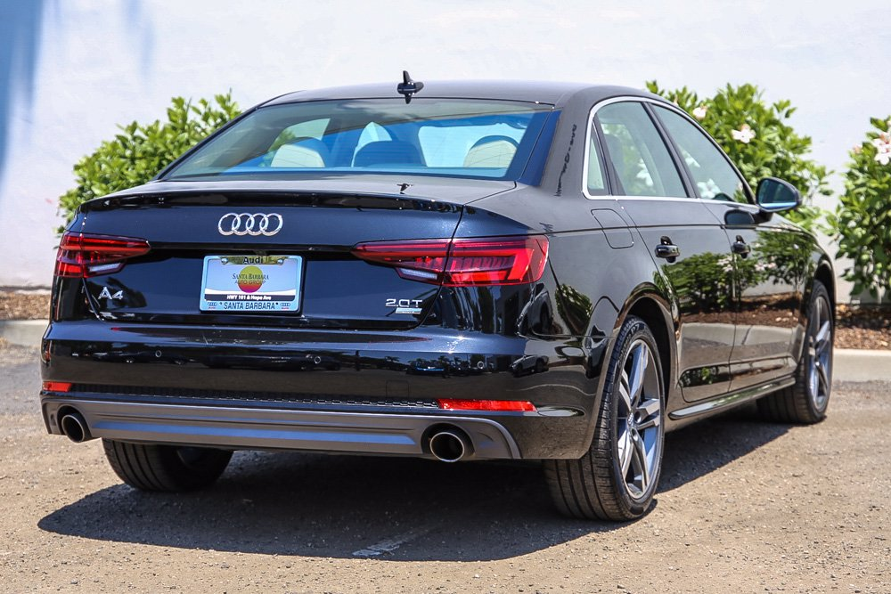 Certified Pre-Owned 2018 Audi A4 2.0T