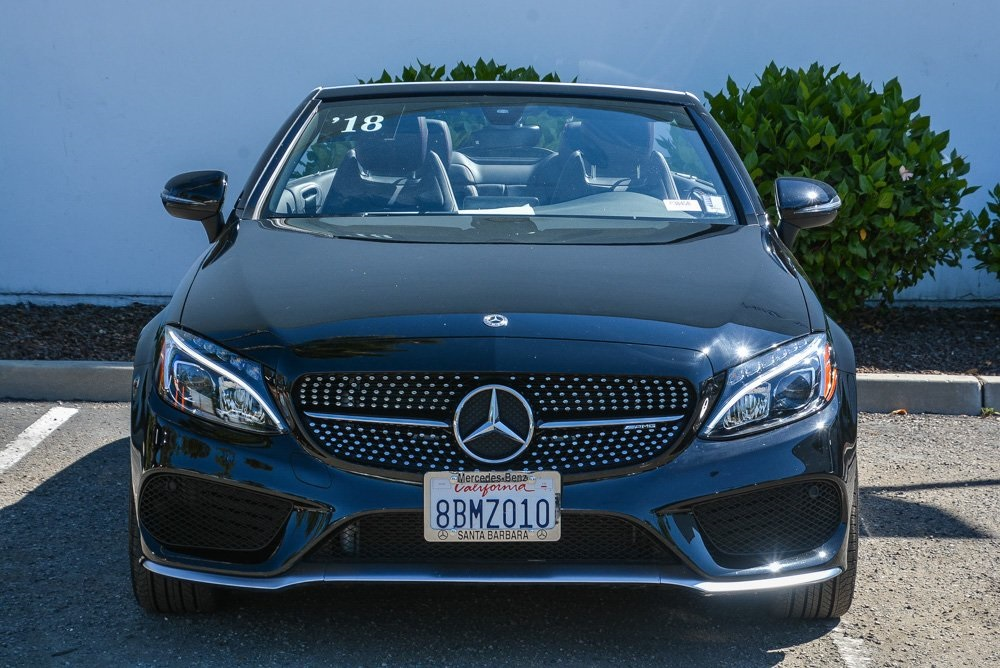 Certified Pre-Owned 2018 Mercedes-Benz C-Class C 43 AMG®