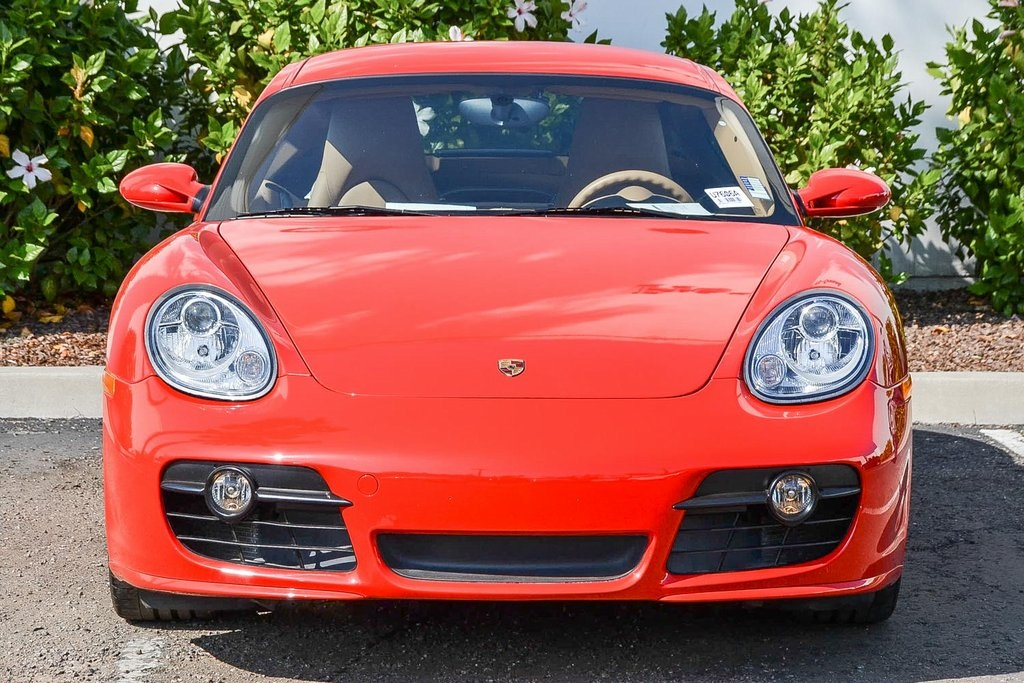 Pre-Owned 2007 Porsche Cayman S