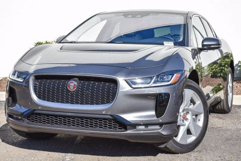 New 2020 Jaguar I-PACE SE
