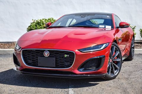 New 2021 Jaguar F-TYPE R