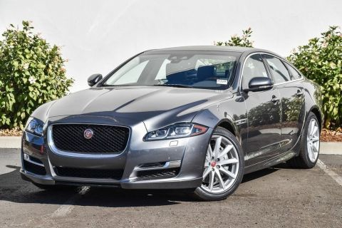 Certified Pre-Owned 2018 Jaguar XJ XJR
