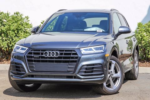 New 2020 Audi Q5 Titanium Premium Plus