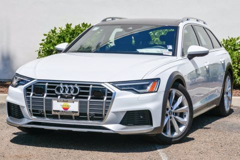 New 2020 Audi A6 allroad Premium Plus