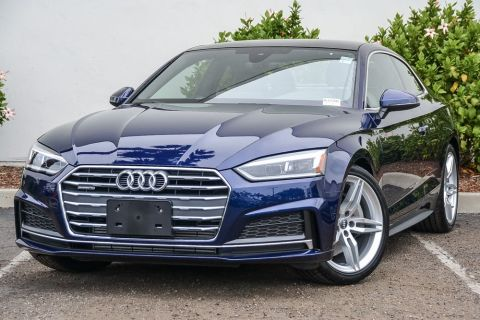 New 2019 Audi A5 Coupe Premium