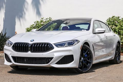 New 2021 BMW 8 Series 840i